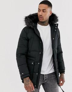 Байкерская куртка Calvin Klein Jeans-Черный