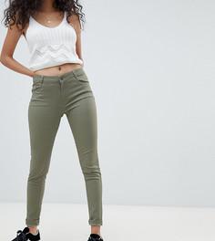 Облегающие джинсы Pimkie-Зеленый