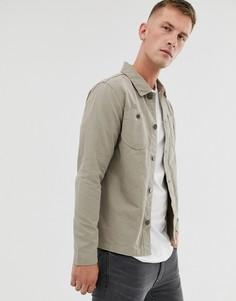 Легкая парусиновая куртка Produkt-Рыжий