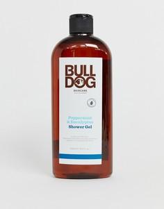 Гель для душа с ароматом мяты и эвкалипта Bulldog - 500 мл-Бесцветный