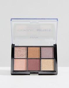 Палитра теней для век Cosmic Metals от NYX Professional Makeup-Мульти