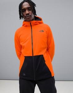 Оранжевая куртка The North Face Lodgefather Ventrix-Оранжевый