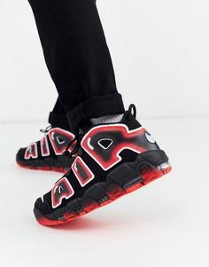 Черные кроссовки Nike Air Max Uptempo 96 CJ6129-001-Черный