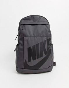 Серый рюкзак Nike Elemental