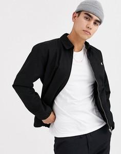 Черная куртка Carhartt WIP-Черный