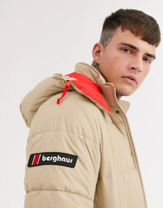 Коричневая куртка Berghaus Pole 87-Коричневый