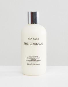 Лосьон-автозагар с эффектом сияния Tan Luxe - The Gradual, 250 мл-Бесцветный