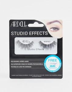 Накладные ресницы Ardell Lashes Studio Effects Wispies-Черный
