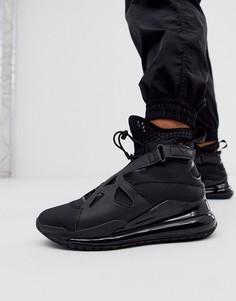 Черные кроссовки Nike Jordan Latitude 720-Черный