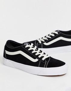 Черные кроссовки Vans Bess-Черный