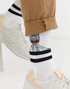 Спортивные носки с принтом Рика и Морти ASOS DESIGN-Мульти
