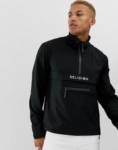 Куртка с короткой молнией Religion - Flux-Черный