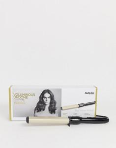 Стайлер для завивки волос с вилкой британского стандарта BaByliss Big Wave-Бесцветный