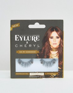 Накладные ресницы Eylure x Cheryl Oh My Goddess-Черный