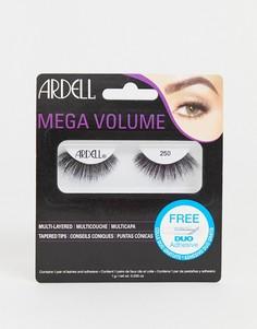 Накладные ресницы Ardell Mega Volume 250-Черный