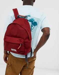 Бордовый рюкзак Eastpak Padded PakR 24l-Красный