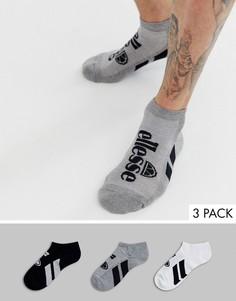Набор спортивных носков Ellesse - 3 пары-Мульти