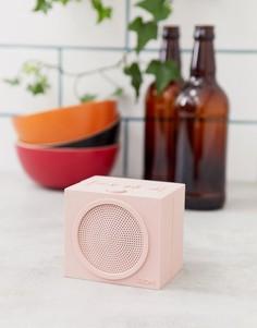 Розовая беспроводная колонка Lexon Tykho-Мульти