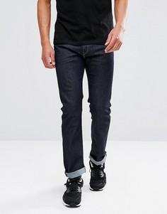 Прямые джинсы Diesel Waykee 084HN-Темно-синий