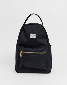 Черный рюкзак Herschel Supply Co Nova