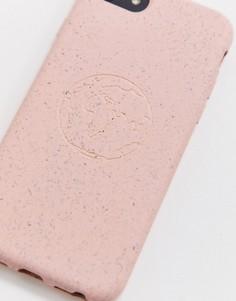 Чехол для iphone 7/8 из 100% биоразлагаемого материала Coconut Lane-Розовый