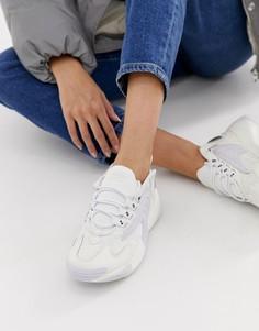 Белые кроссовки Nike Zoom 2K-Белый
