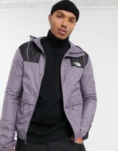 Серая куртка The North Face-Серый