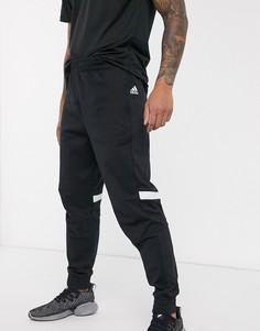 Спортивные брюки adidas-Черный