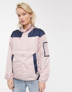 Ветровка Columbia-Розовый