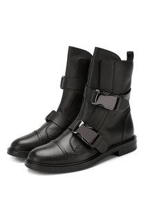 Кожаные ботинки Casadei
