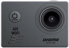 Экшн-камера Digma DiCam 300 (серый)