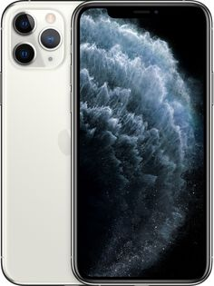 Мобильный телефон Apple iPhone 11 Pro 256GB (серебристый)