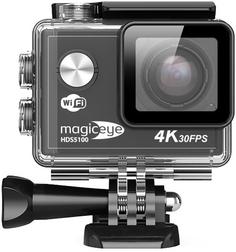 Экшн-камера Gmini MagicEye HDS5100 (черный)