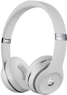 Наушники Beats Solo3 Wireless (атласное серебро)