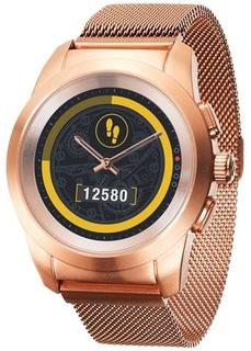 Смарт-часы MyKronoz ZeTime Elite Petite 42.9мм 1.05 TFT розовое золото (розовое золото)