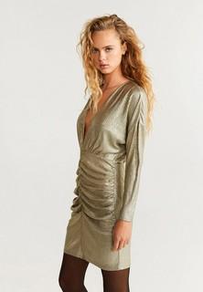Платье Mango - GOLD-I
