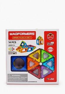 Конструктор Magformers 715013 Basic Plus 14 set