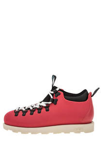 Ботинки 31106800-6320W true red/bone white Native