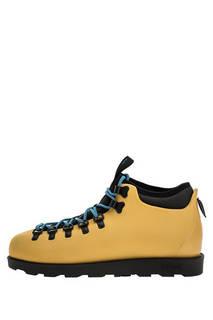 Ботинки 31106800-7546 alpine yellow/jiffy black Native