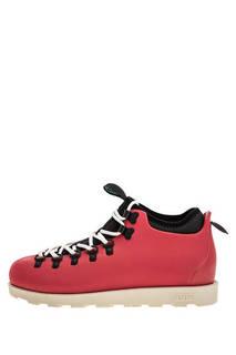 Ботинки 31106800-6320 true red/bone white Native