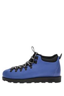 Ботинки 31106800-4310 reflex blue/jiffy black Native