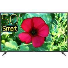 LED Телевизор Hartens HTV-50F01-TS2C/A7/B