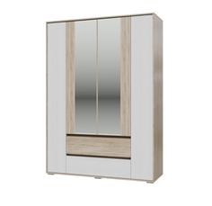 Шкаф 4-х дверный с ящикам Мальта Гранд Кволити