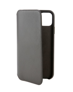 Аксессуар Чехол для APPLE iPhone 11 Pro Max Leather Folio Black MX082ZM/A