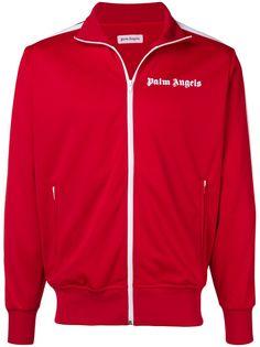 Palm Angels спортивная куртка на молнии