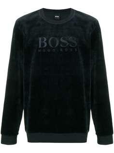 Boss Hugo Boss толстовка с длинными рукавами и логотипом