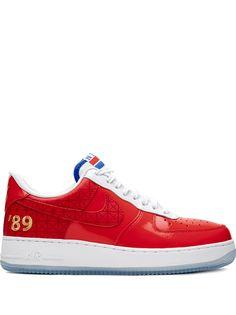 Nike кроссовки Air Force 1 07 Pistons 89 Championship