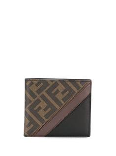 Fendi бумажник FF Pattern