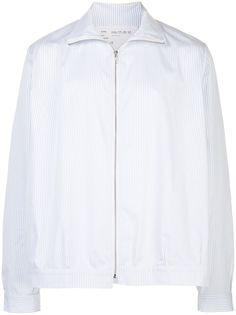 Camiel Fortgens полосатая куртка на молнии