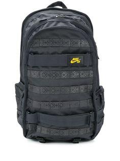 Nike рюкзак с узором и логотипом